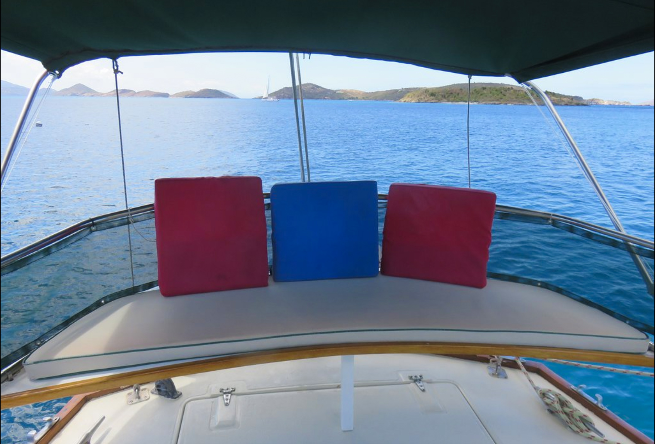 St Thomas Sailing and Snorkeling tour