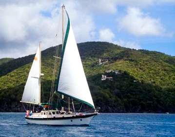St Thomas Sailing and Snorkeling excursions