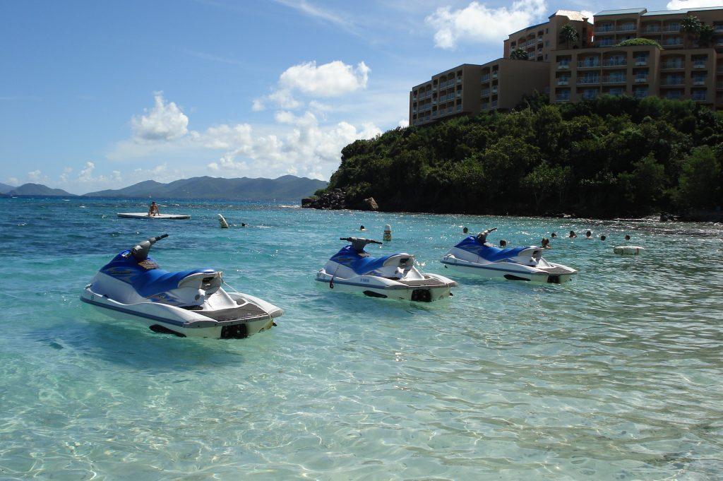 St thomas Jetski Snorkeling Tours