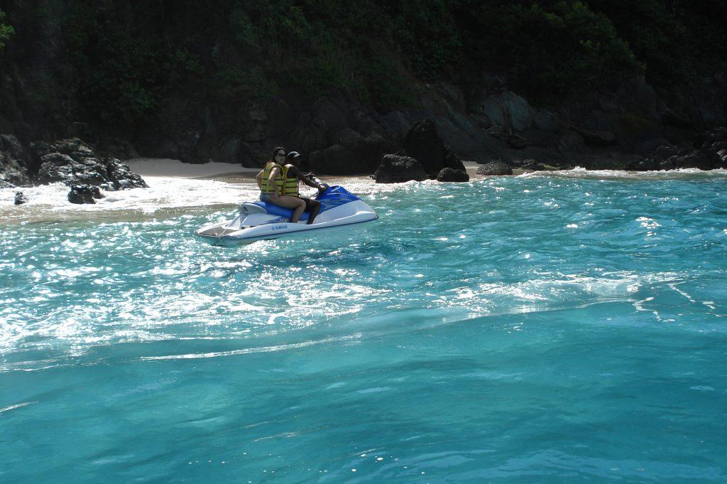 St thomas waverunner Snorkeling Tours