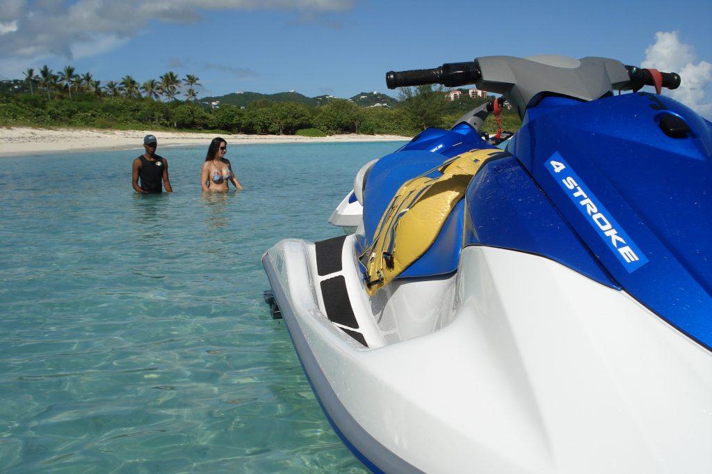 St thomas wave runner Snorkeling Tours