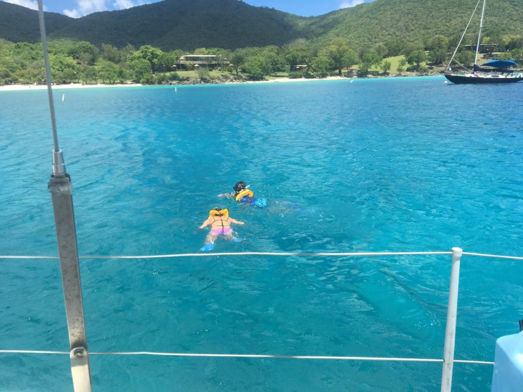 st thomas sailing excursions and tours