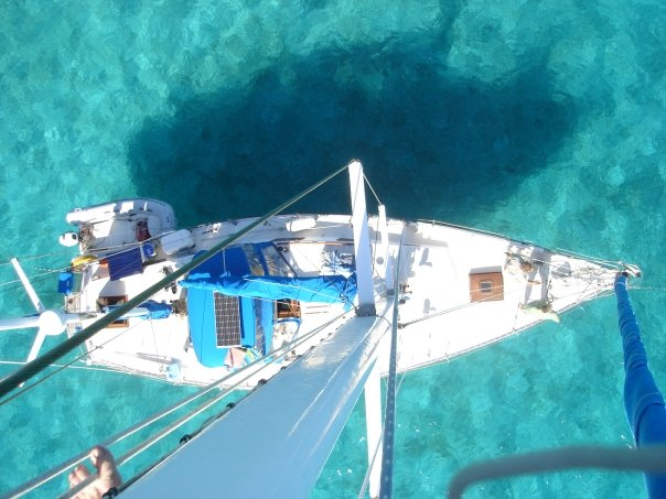 st Thomas luxury sailing and snorkeling
